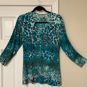 Chico's Travelers Blouse